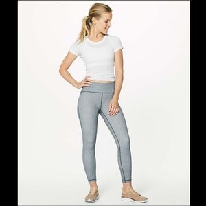 lululemon athletica Pants - Lululemon Train Times 7/8 Pant